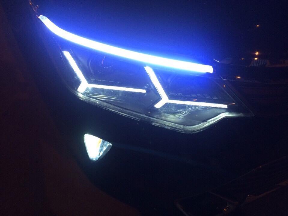 led camry