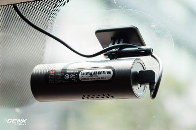 Camera hành trình 70mai Dash Cam - Vừa đủ dùng nhưng vẫn còn sạn - Ảnh 17.