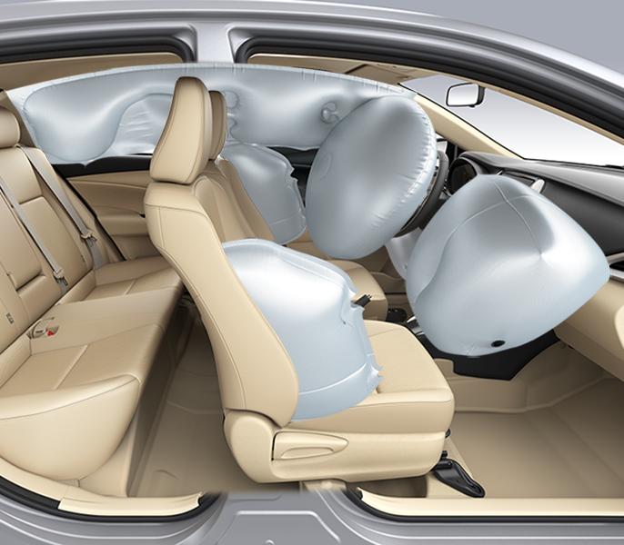 đánh giá xe vios 2019 an toàn