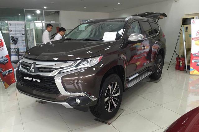 Mitsubishi mang dàn xe hot tới Auto Expo 2019 - Bước chuẩn bị cho triển lãm ô tô Việt Nam - Ảnh 1.